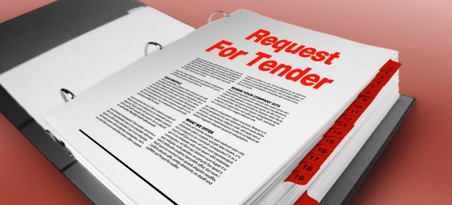 Tenders Registration and Application